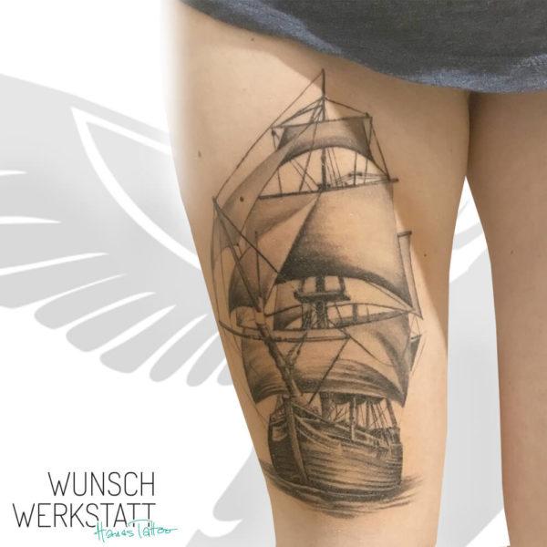 """""""Was das Ziel ist, bestimmt nicht der Wind, sondern das Segel und der Steuermann."""""""