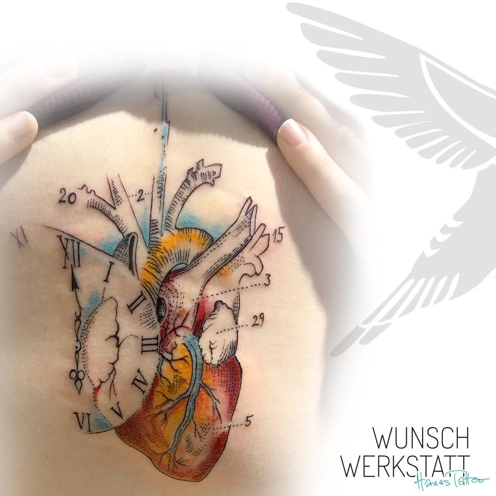 Der Mensch ist in seiner Anatomie ein exzellentes Uhrwerk, seine ...