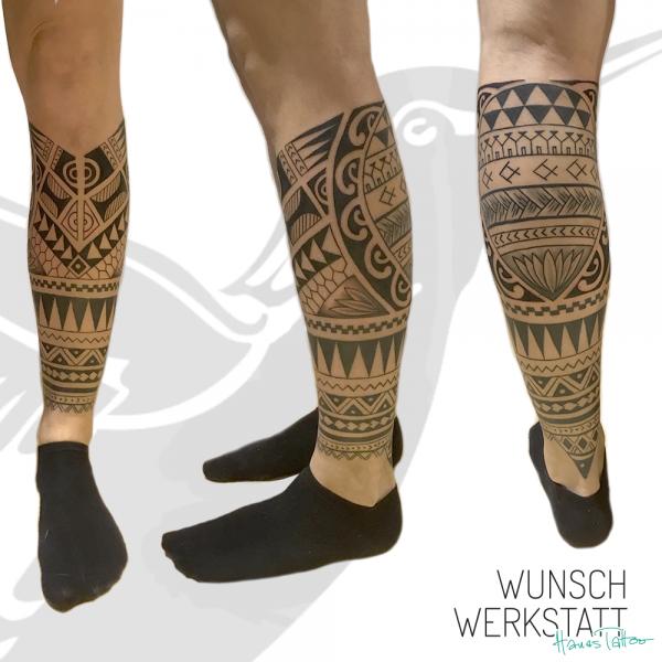Hanas Wunschwerkstatt Maoritattoo
