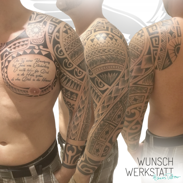 maori tattoo arm und schulter hanas wunschwerkstatt