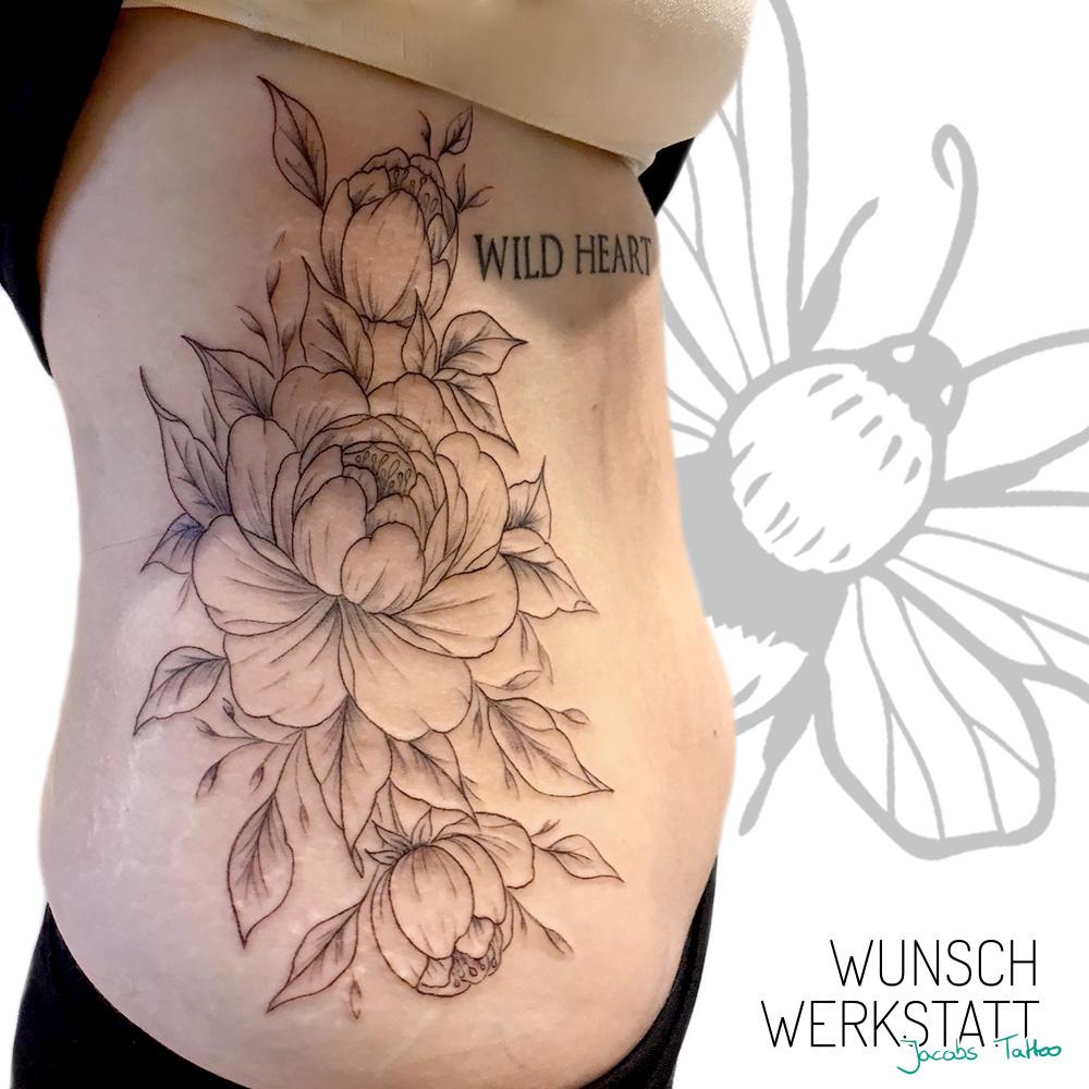 Fine Art Tattoo Wunschwerkstatt Würzburg von Jacob